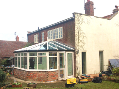 conservatories built for your home in north lincolnshire